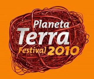 Programação do festival Planeta Terra