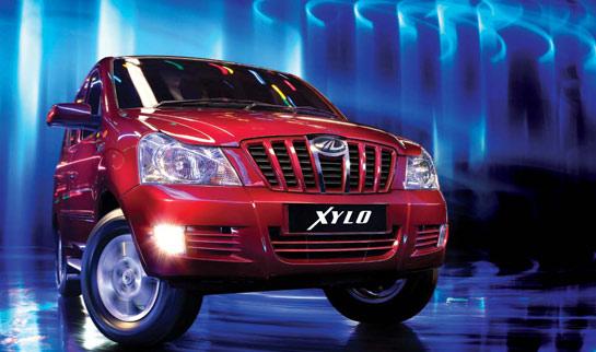 Mahindra expõe Xylo no 50º Salão do Automóvel