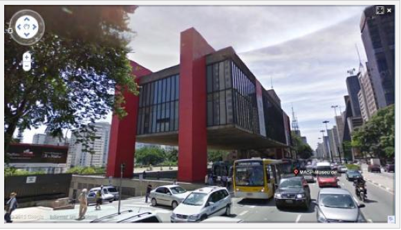 Google Street View chega ao Brasil