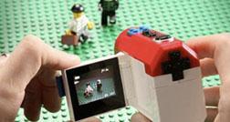 Filmadora Lego