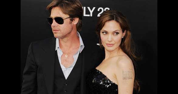 Brad Pitt e Angelina Jolie novamente em um filme?