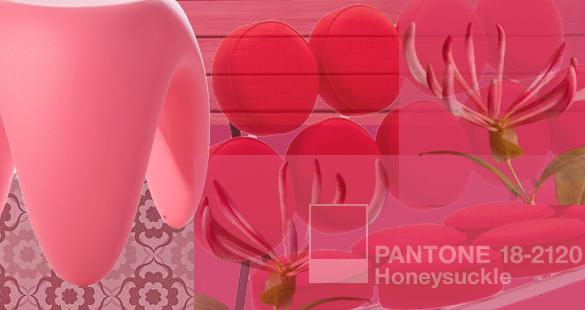 Honeysuckle, a cor de 2011