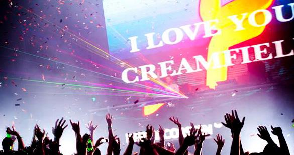 Creamfields Brasil 2011