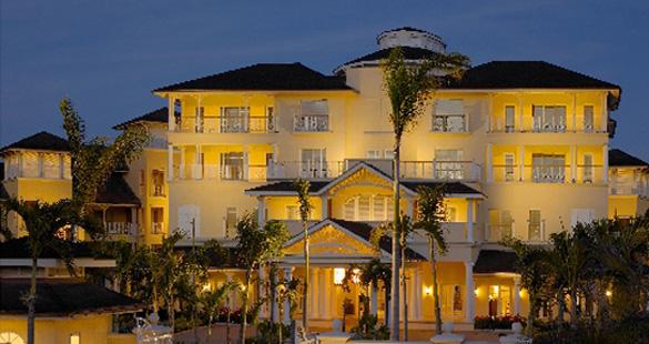 Santuário de paz e luxo no Caribe