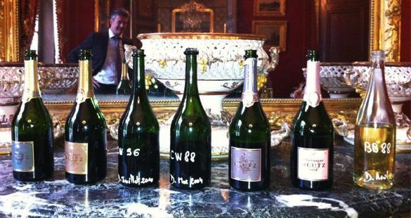 Champagne Deutz, luxo e requinte