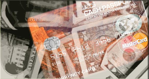 Dinheiro mais fácil em viagens