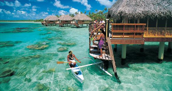 Taiti para casais