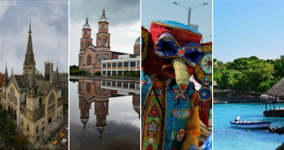 Colômbia: Cultura e Futebol