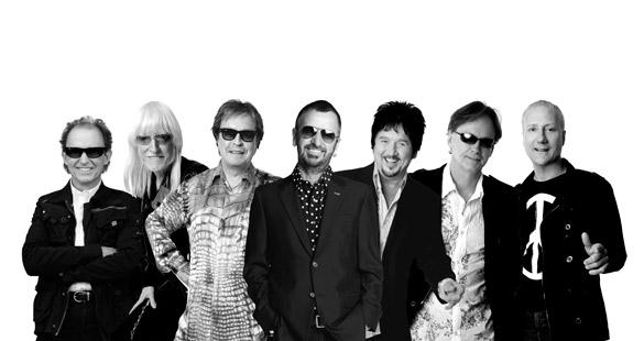 Ringo Starr no Brasil