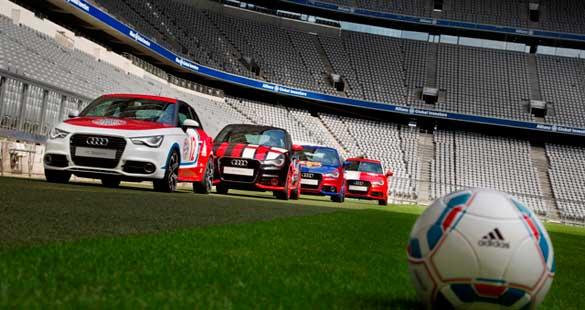 Audi Cup e suas versões especiais