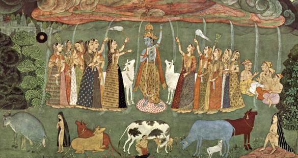Palavras de Krishna