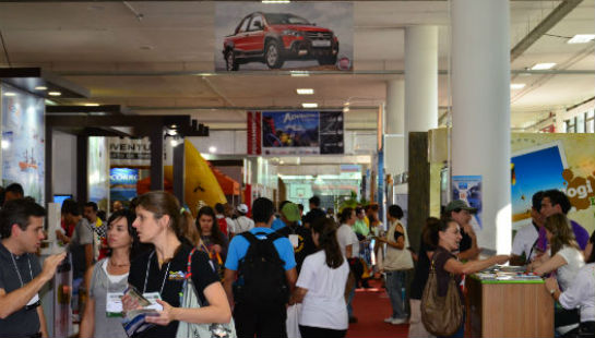 Recorde no Adventure Sports Fair