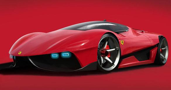 Ferrari EGO