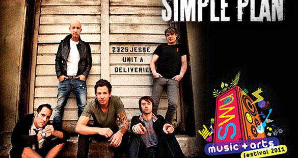 SWU anuncia Simple Plan no lineup