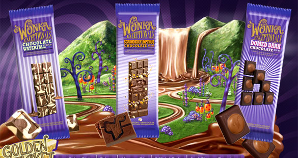 Chocolates Wonka