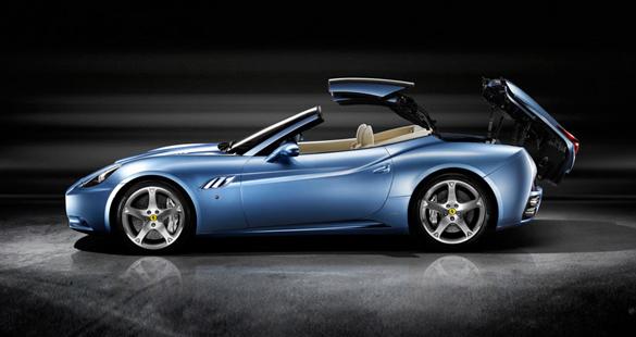 Nova Ferrari Califórnia