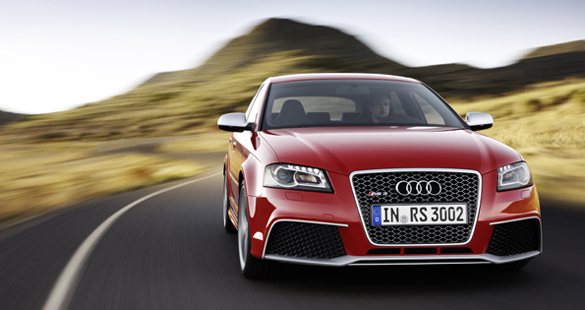 Audi RS3 Sportback no Brasil