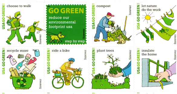 Correio verde
