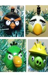 Angry Birds, de novo