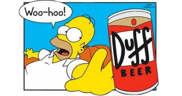 Cerveja Duff