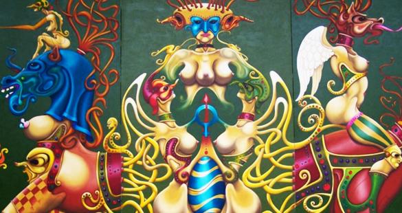 Brasil na Bienal de Arte de Florença