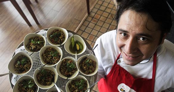 Comida di Buteco chega a São Paulo