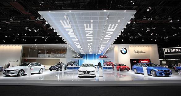 BMW Group no Salão de Detroit