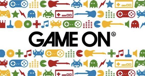 Game On: exposição interativa