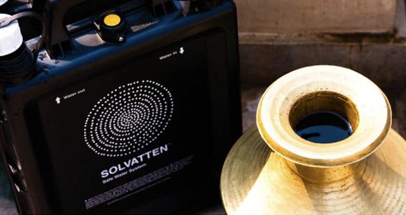 Solvatten
