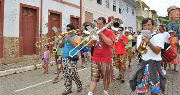 Reta final em São Luiz do Paraitinga