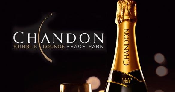 Chandon Bubble Lounge