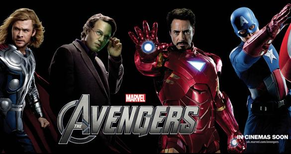 Os Vingadores – The Avengers