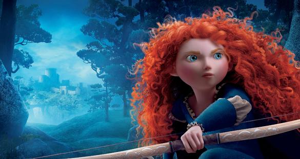 Brave – nova animação dos estúdios Pixar/Disney