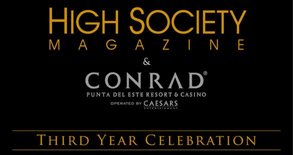Revista High Society Magazine