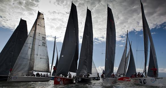 Mitsubishi Sailing Cup 2012