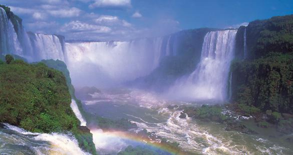 Lua de Mel em Foz do Iguaçu