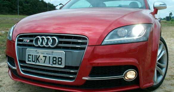 Audi TTS: Estilo apimentado
