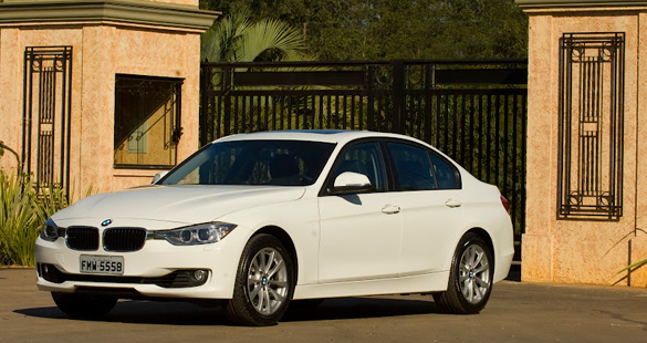 BMW apresenta a Nova Série 3