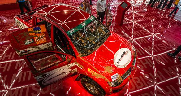 Mitsubishi Motors tem atrações inéditas no Salão do Automóvel