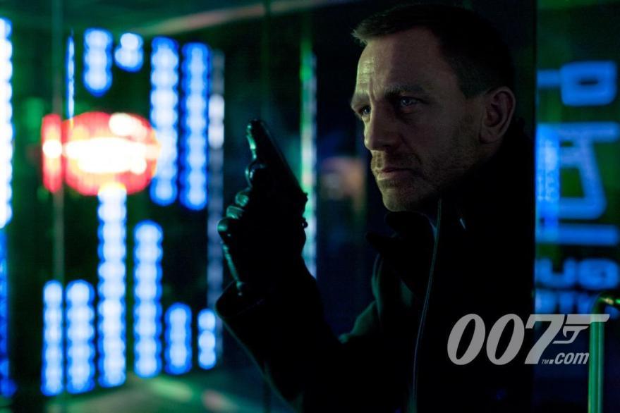 Com 007 Não Se Vive Duas Vezes