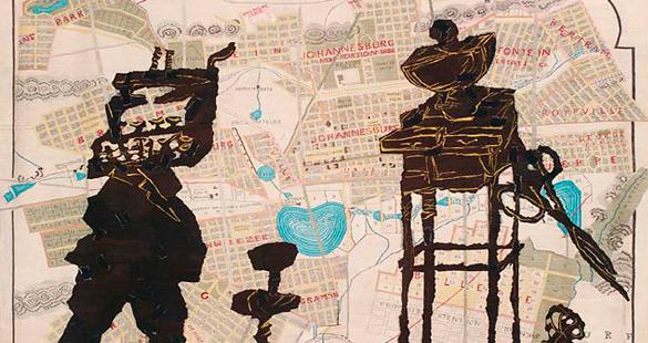 William Kentridge em grande mostra no IMS-RJ