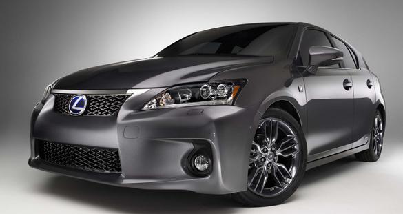 Lexus apresenta cinco novos carros para o Brasil