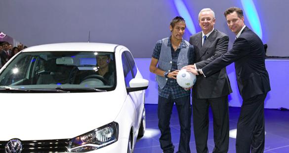 Volkswagen apresenta seus lançamentos para o Salão do Automóvel