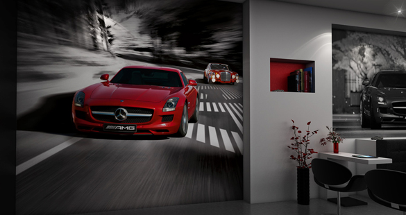 AMG Private Lounge