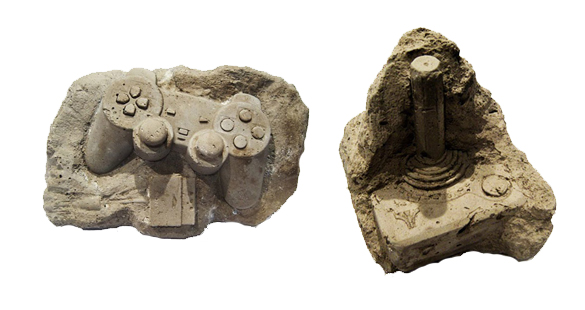 Fósseis Modernos