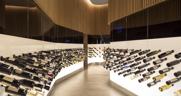 Loja de vinhos premiada