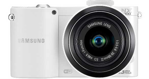 Nova Samsung Smart Camera NX1000