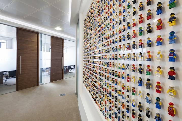 LEGOS para decoração