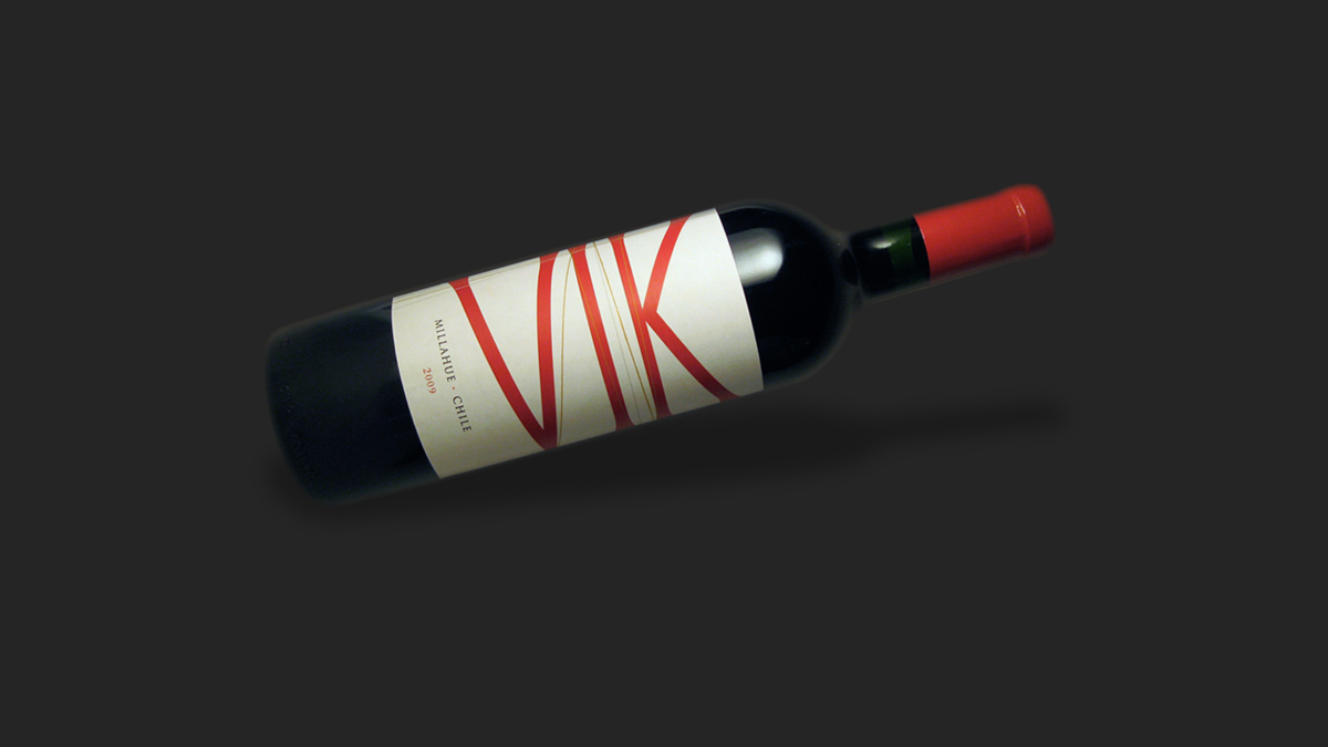 VIK 2009 – O melhor tinto chileno