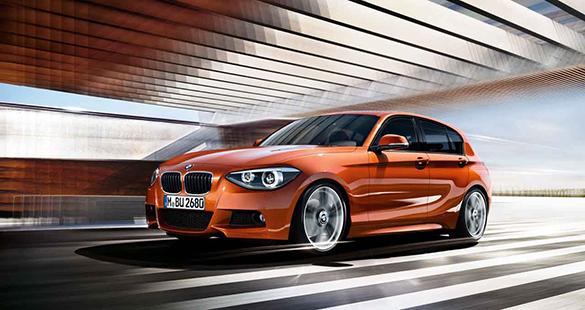 NOVO BMW 125i M Sport